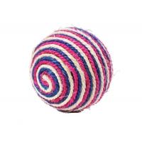 Когтеточка-шарик трехцветный