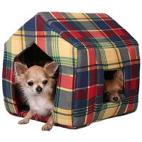 Будка для собак с окошком